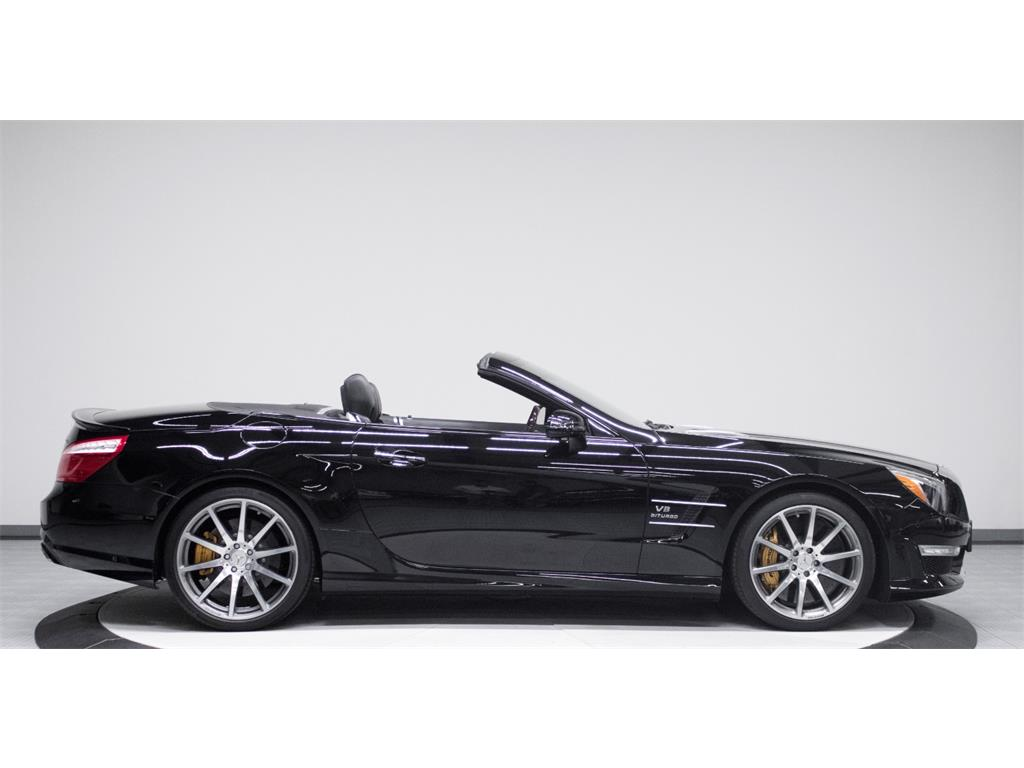 2013 Mercedes-Benz SL 63 AMG - Photo 22 - Nashville, TN 37217