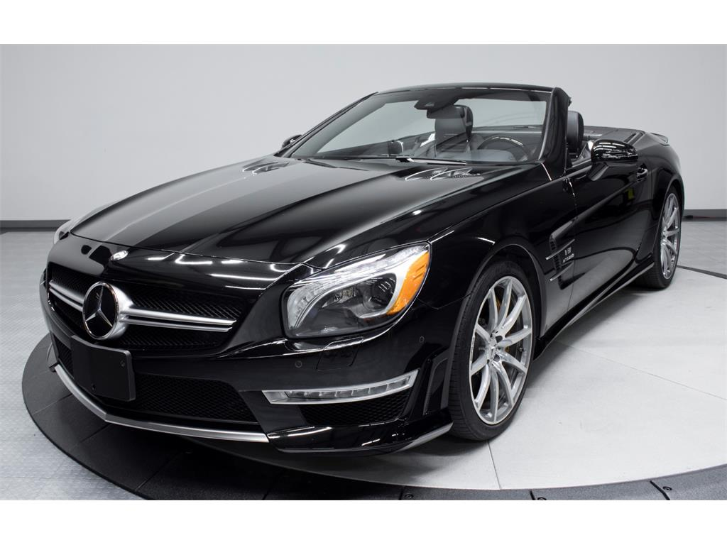 2013 Mercedes-Benz SL 63 AMG - Photo 32 - Nashville, TN 37217