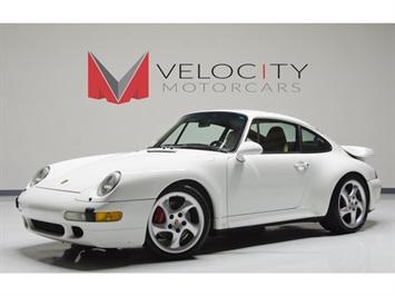 1997 Porsche 911 Turbo Coupe