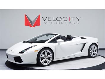 2008 Lamborghini Gallardo Spyder - Photo 6 - Nashville, TN 37217