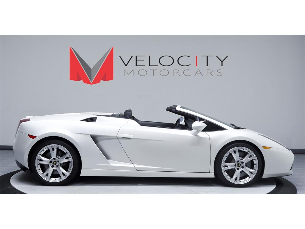 2008 Lamborghini Gallardo Spyder - Photo 10 - Nashville, TN 37217