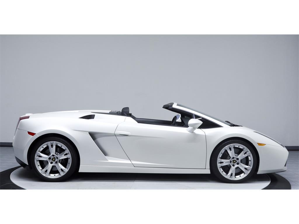 2008 Lamborghini Gallardo Spyder - Photo 43 - Nashville, TN 37217