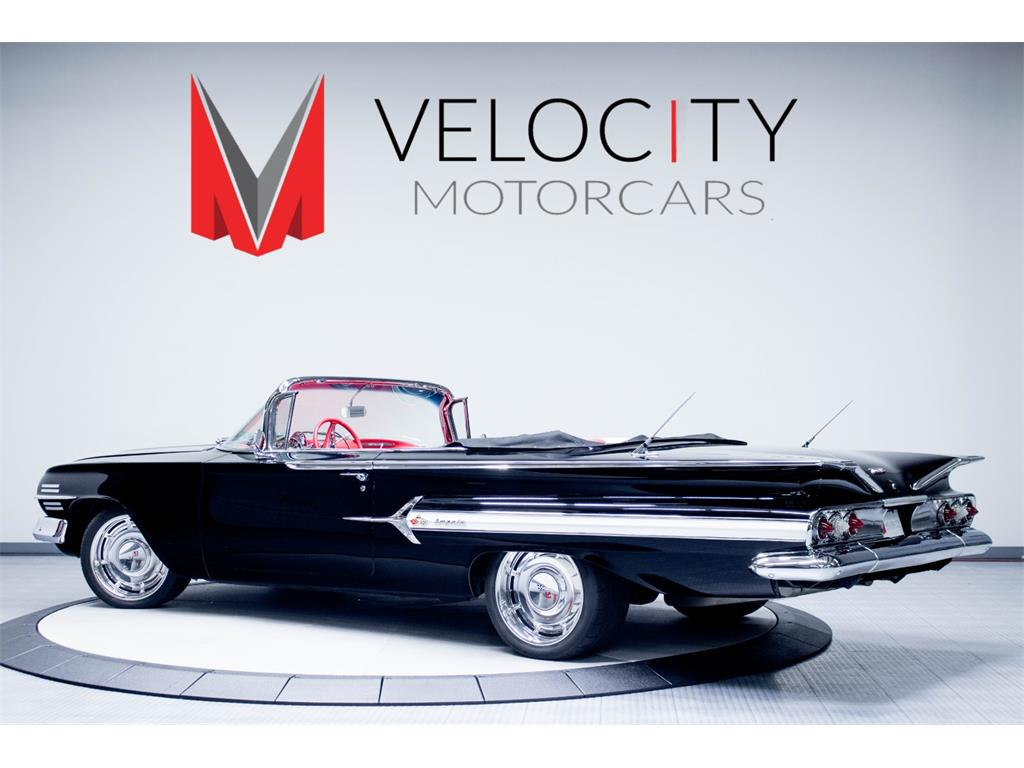 1960 Chevrolet Impala - Photo 5 - Nashville, TN 37217