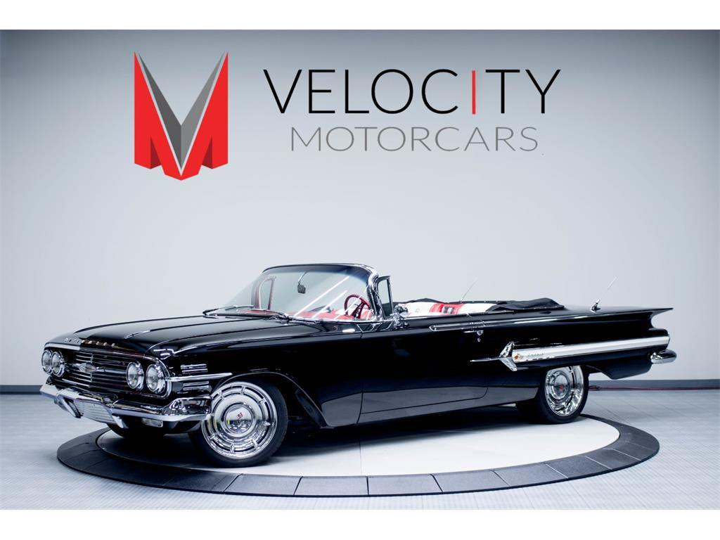1960 Chevrolet Impala - Photo 1 - Nashville, TN 37217