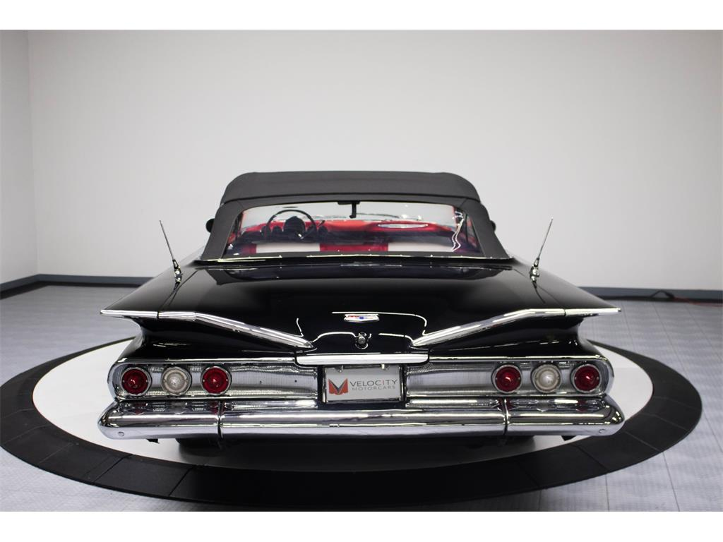 1960 Chevrolet Impala - Photo 10 - Nashville, TN 37217
