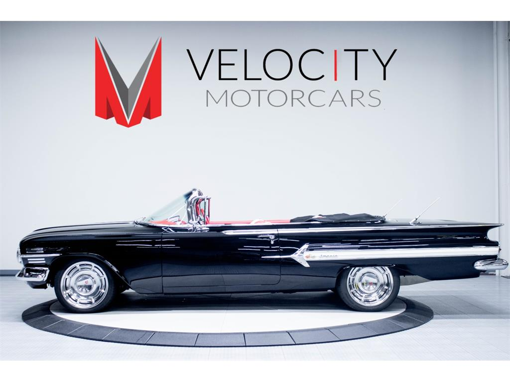 1960 Chevrolet Impala - Photo 3 - Nashville, TN 37217
