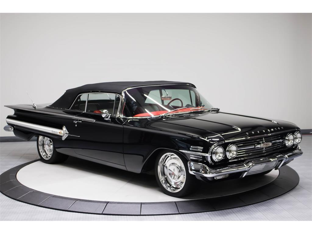 1960 Chevrolet Impala - Photo 6 - Nashville, TN 37217