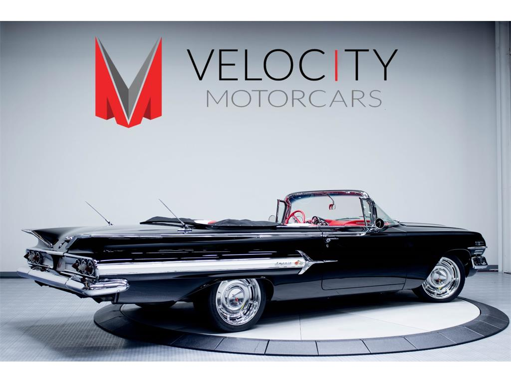 1960 Chevrolet Impala - Photo 13 - Nashville, TN 37217