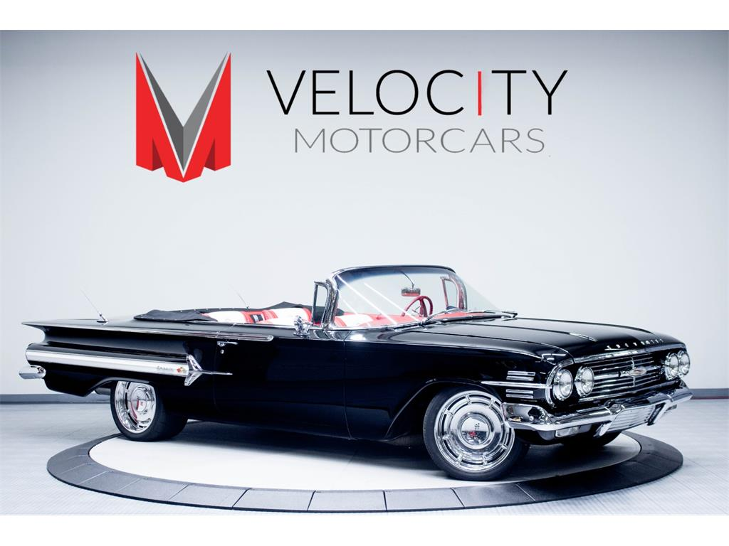 1960 Chevrolet Impala - Photo 2 - Nashville, TN 37217