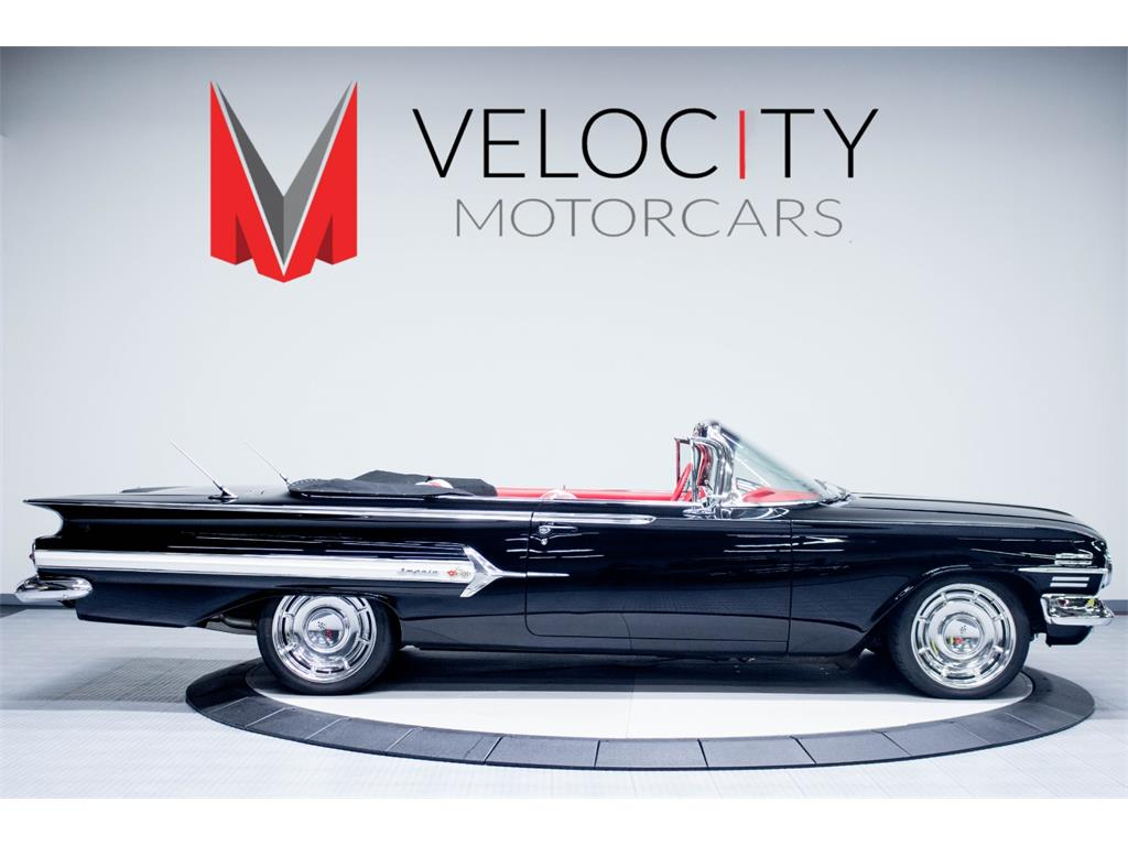 1960 Chevrolet Impala - Photo 4 - Nashville, TN 37217