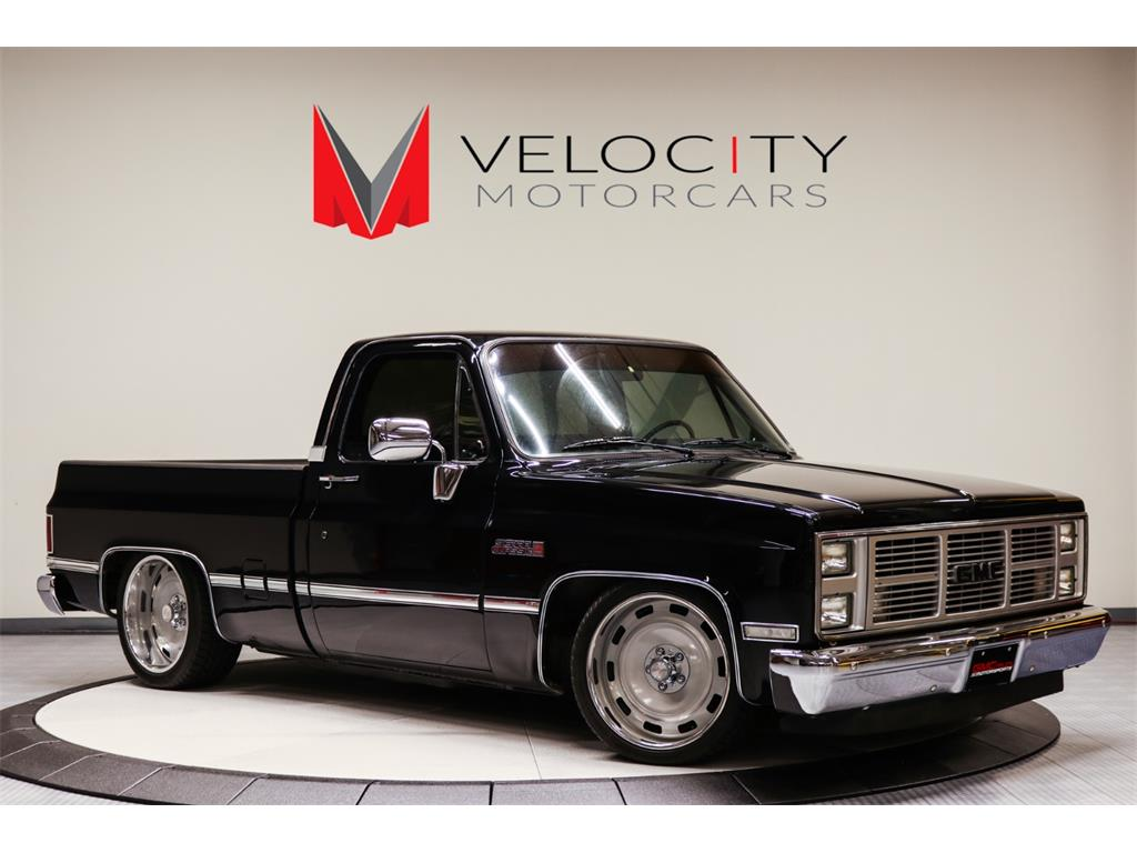 Gmc 1500 >> Velocity Motorcars - Photos for 1985 GMC C/K 1500 Series C1500