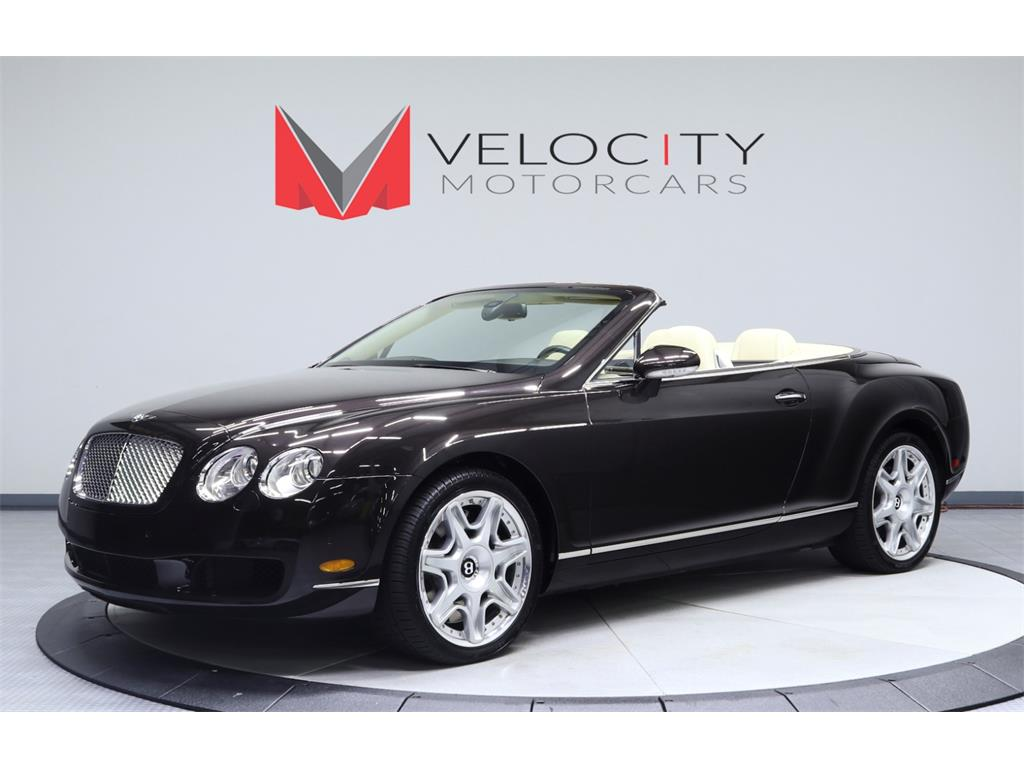 2009 Bentley Continental GTC - Photo 1 - Nashville, TN 37217
