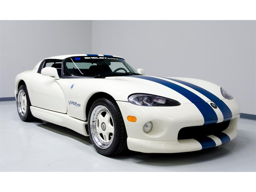 2 Door Convertible >> Velocity Motorcars - Photos for 1996 Dodge Viper Carroll Shelby RT/10
