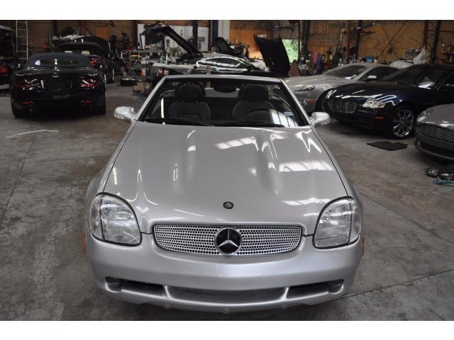 2001 Mercedes-Benz SLK SLK 320 - Photo 8 - Pottstown, PA 19464