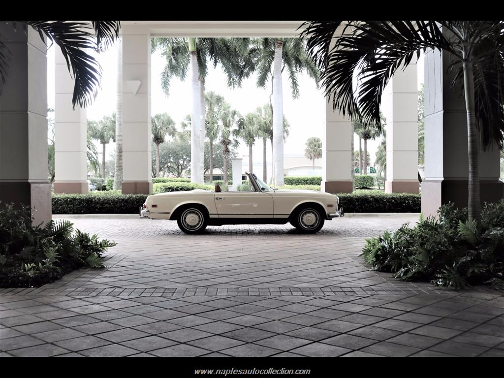 1969 Mercedes-Benz 280SL 280SL - Photo 30 - Fort Myers, FL 33967