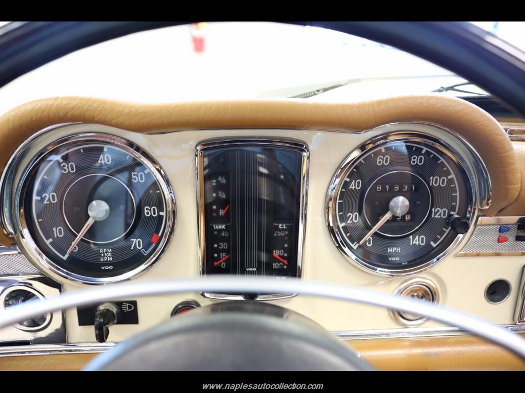 1969 Mercedes-Benz 280SL 280SL - Photo 21 - Fort Myers, FL 33967