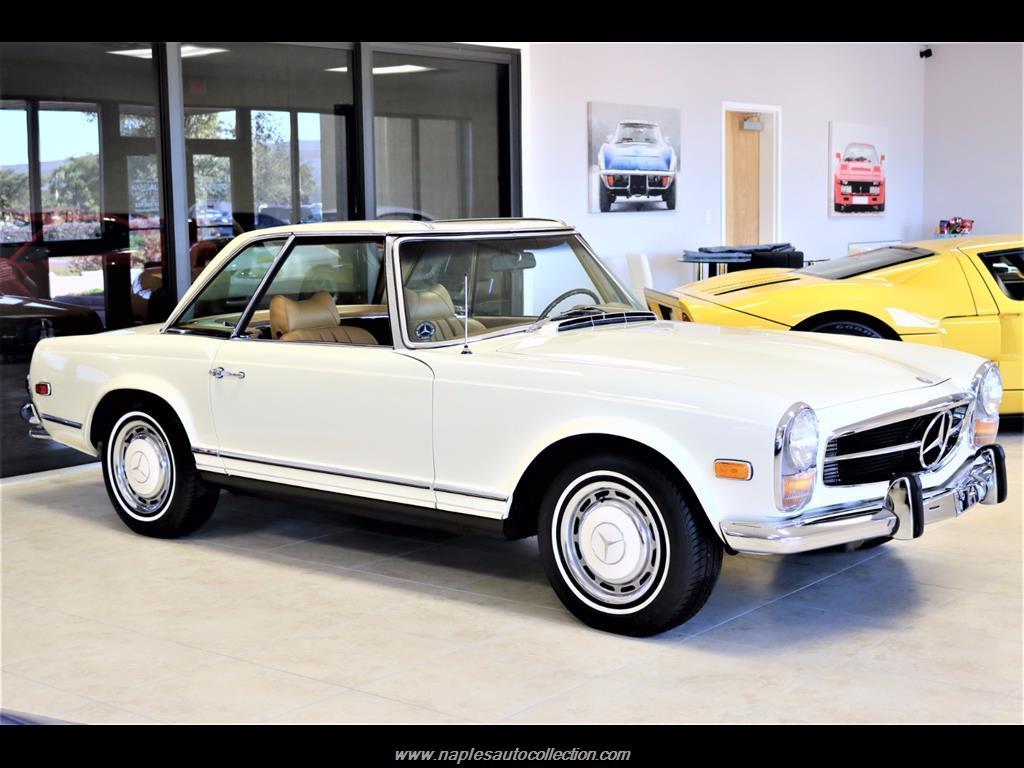 1969 Mercedes-Benz 280SL 280SL - Photo 9 - Fort Myers, FL 33967