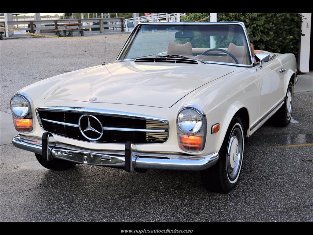1969 Mercedes-Benz 280SL 280SL - Photo 2 - Fort Myers, FL 33967