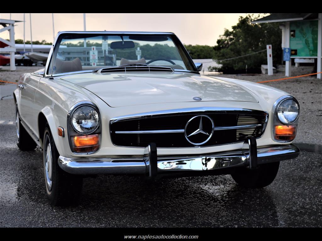 1969 Mercedes-Benz 280SL 280SL - Photo 5 - Fort Myers, FL 33967