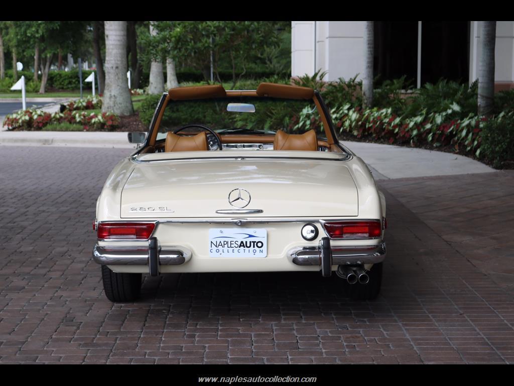1969 Mercedes-Benz 280SL 280SL - Photo 8 - Fort Myers, FL 33967