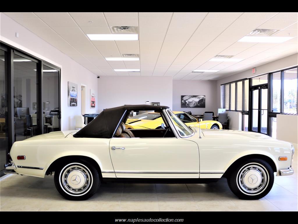 1969 Mercedes-Benz 280SL 280SL - Photo 11 - Fort Myers, FL 33967