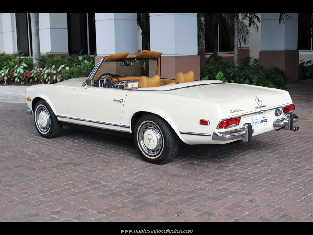 1969 Mercedes-Benz 280SL 280SL - Photo 7 - Fort Myers, FL 33967