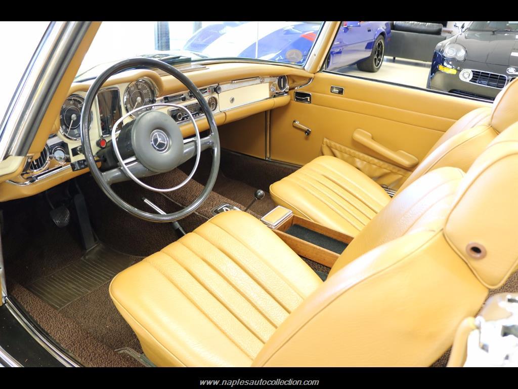 1969 Mercedes-Benz 280SL 280SL - Photo 12 - Fort Myers, FL 33967