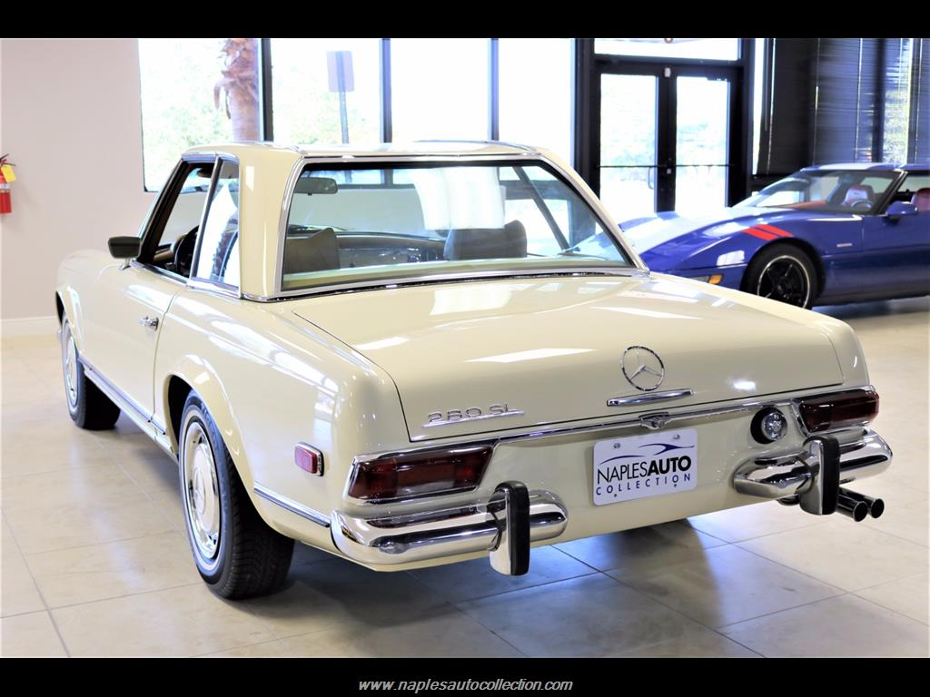 1969 Mercedes-Benz 280SL 280SL - Photo 10 - Fort Myers, FL 33967