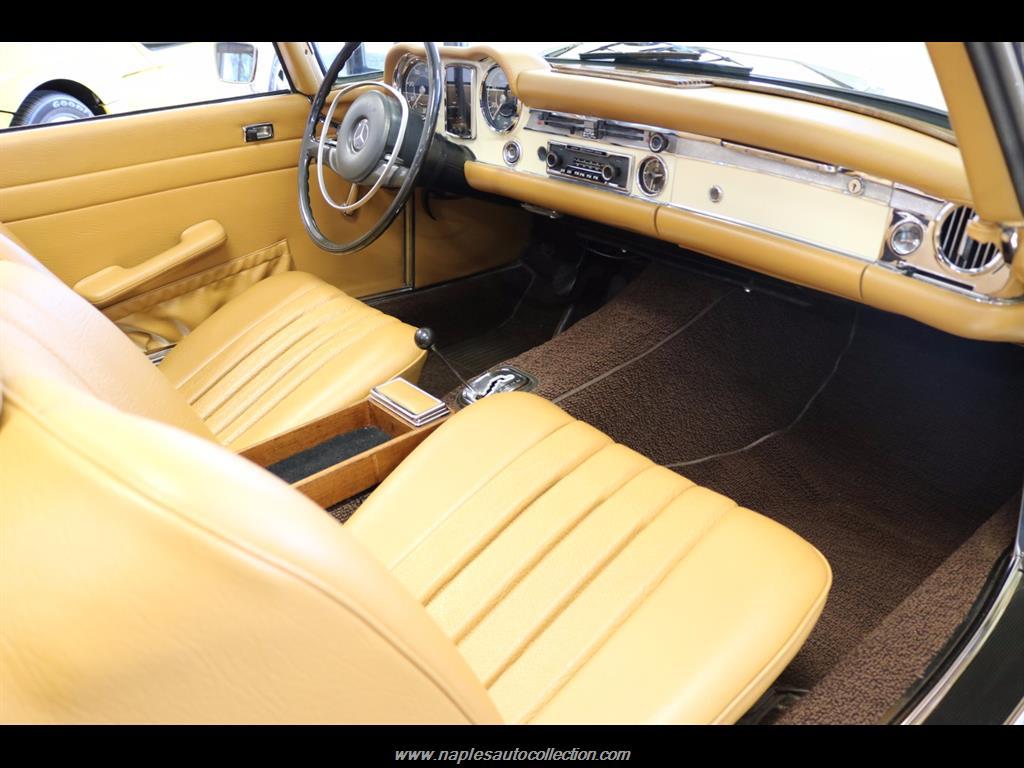 1969 Mercedes-Benz 280SL 280SL - Photo 17 - Fort Myers, FL 33967