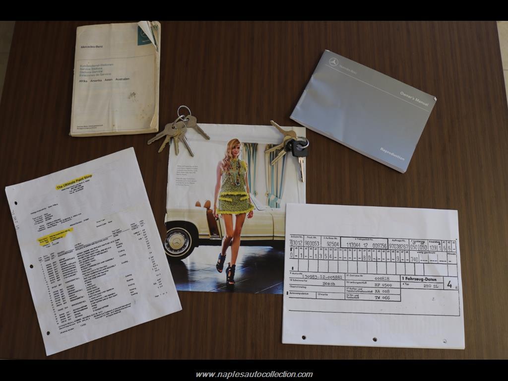 1969 Mercedes-Benz 280SL 280SL - Photo 29 - Fort Myers, FL 33967