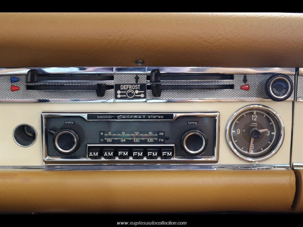 1969 Mercedes-Benz 280SL 280SL - Photo 20 - Fort Myers, FL 33967