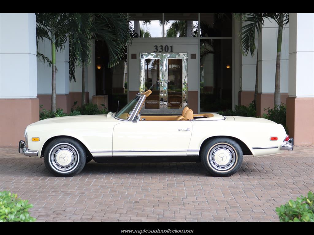 1969 Mercedes-Benz 280SL 280SL - Photo 4 - Fort Myers, FL 33967