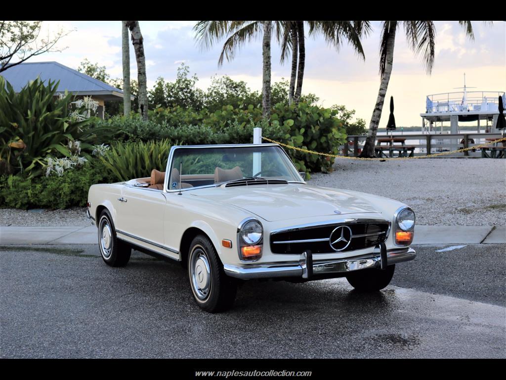 1969 Mercedes-Benz 280SL 280SL - Photo 6 - Fort Myers, FL 33967