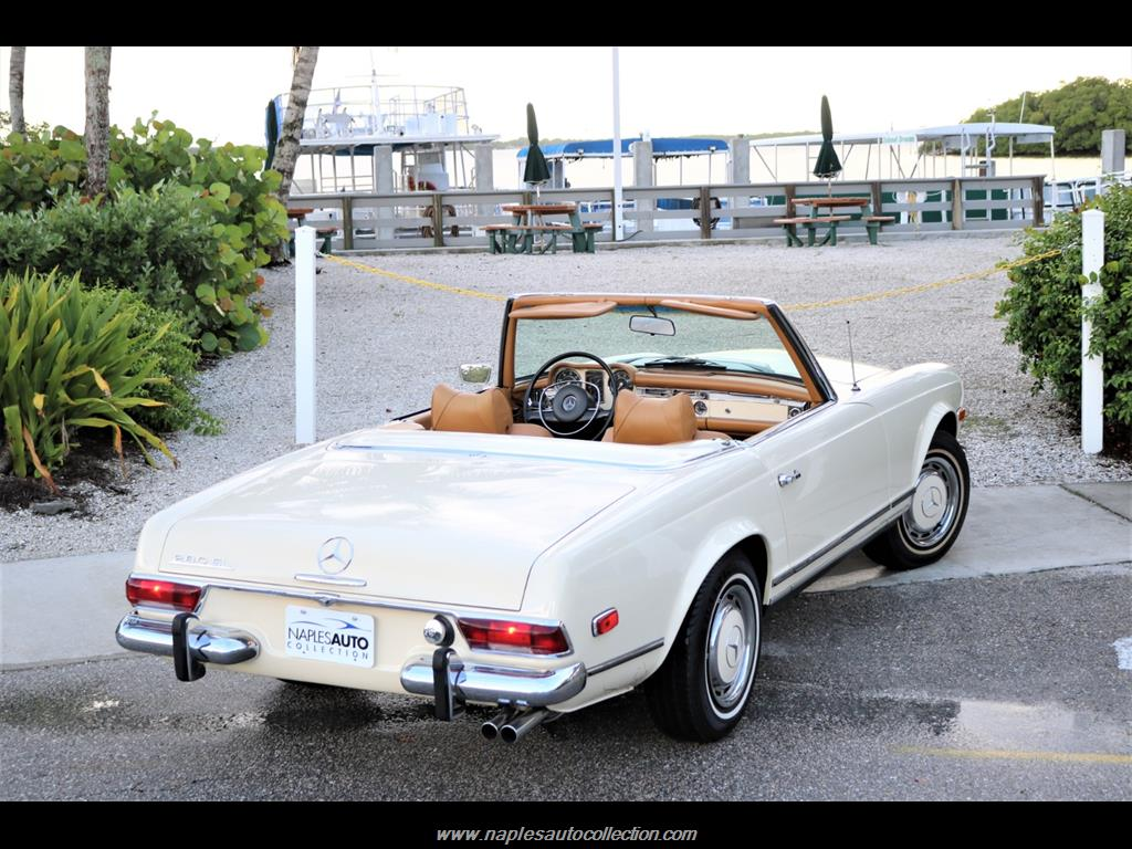 1969 Mercedes-Benz 280SL 280SL - Photo 3 - Fort Myers, FL 33967