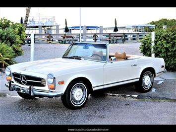 1969 Mercedes-Benz 280SL 280SL Convertible