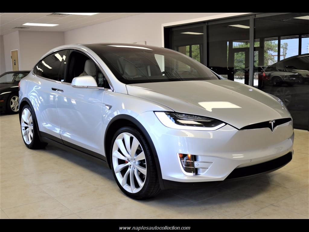 2016 tesla model x ebay. Black Bedroom Furniture Sets. Home Design Ideas