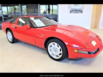 1991 Chevrolet Corvette ZR1 Hatchback