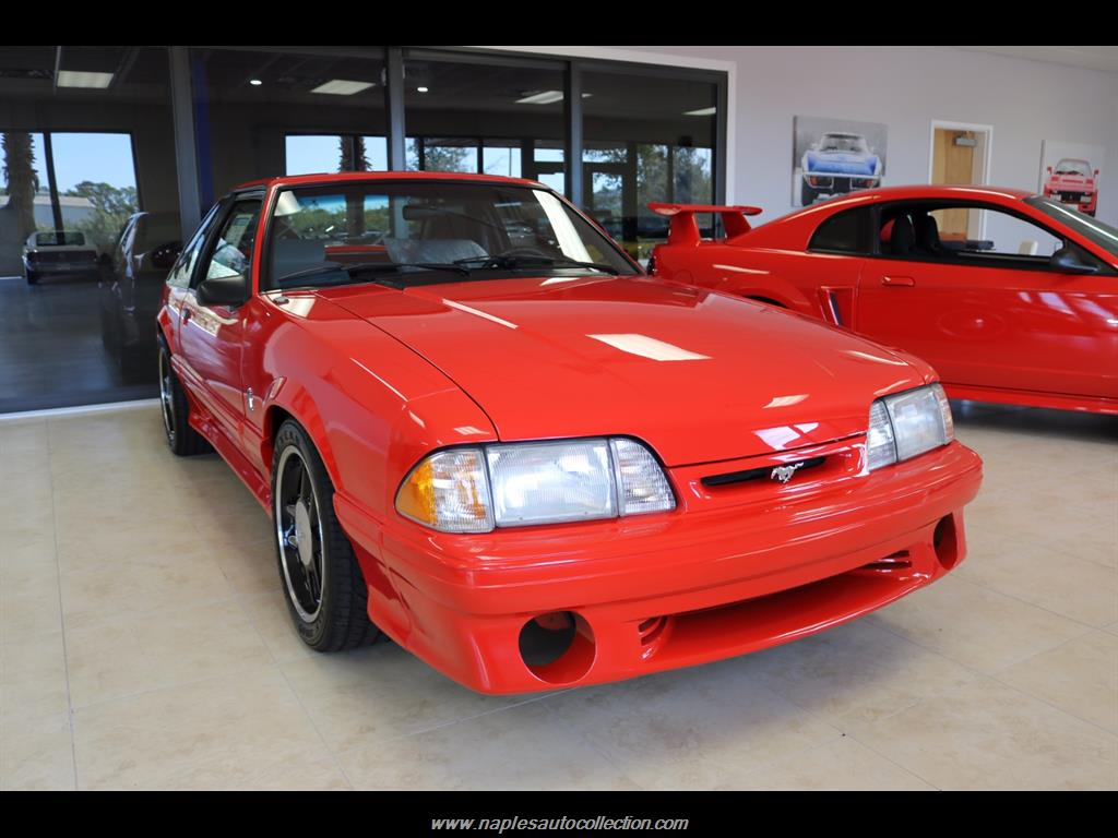 1993 Ford Mustang SVT Cobra R - Photo 3 - Fort Myers, FL 33967