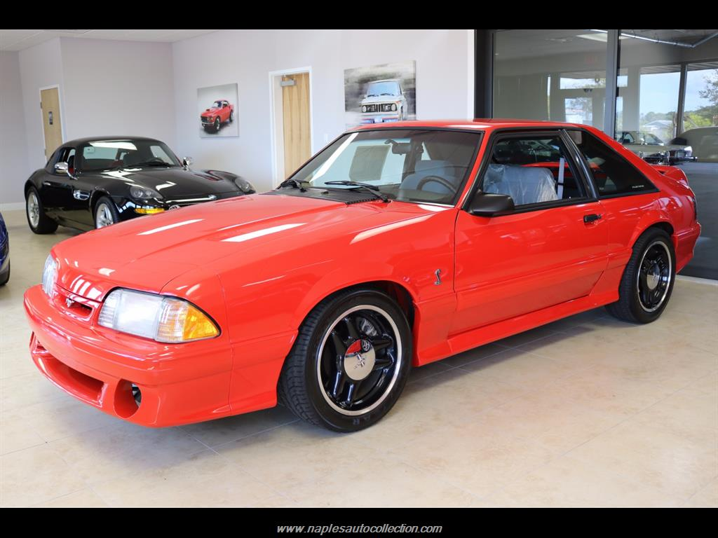 1993 Ford Mustang SVT Cobra R - Photo 1 - Fort Myers, FL 33967
