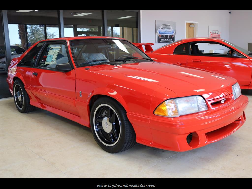 1993 Ford Mustang SVT Cobra R - Photo 4 - Fort Myers, FL 33967