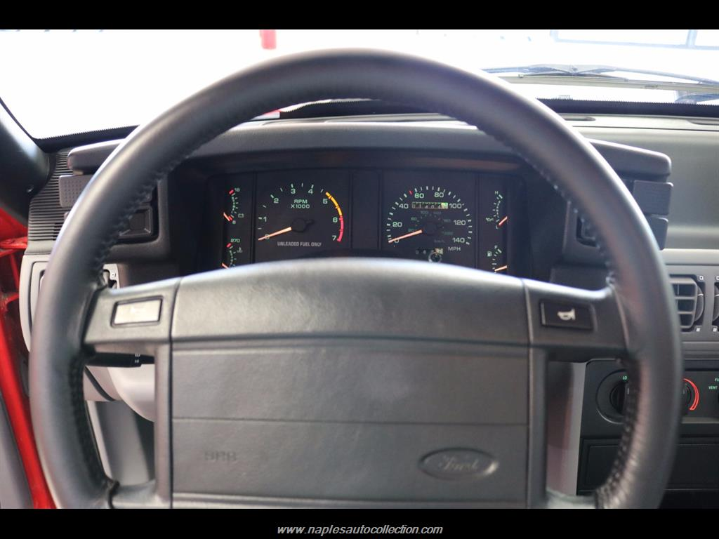 1993 Ford Mustang SVT Cobra R - Photo 25 - Fort Myers, FL 33967
