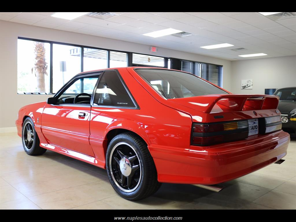 1993 Ford Mustang SVT Cobra R - Photo 13 - Fort Myers, FL 33967