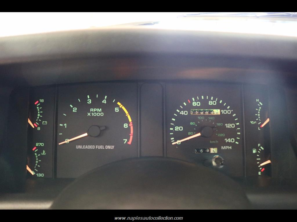 1993 Ford Mustang SVT Cobra R - Photo 20 - Fort Myers, FL 33967
