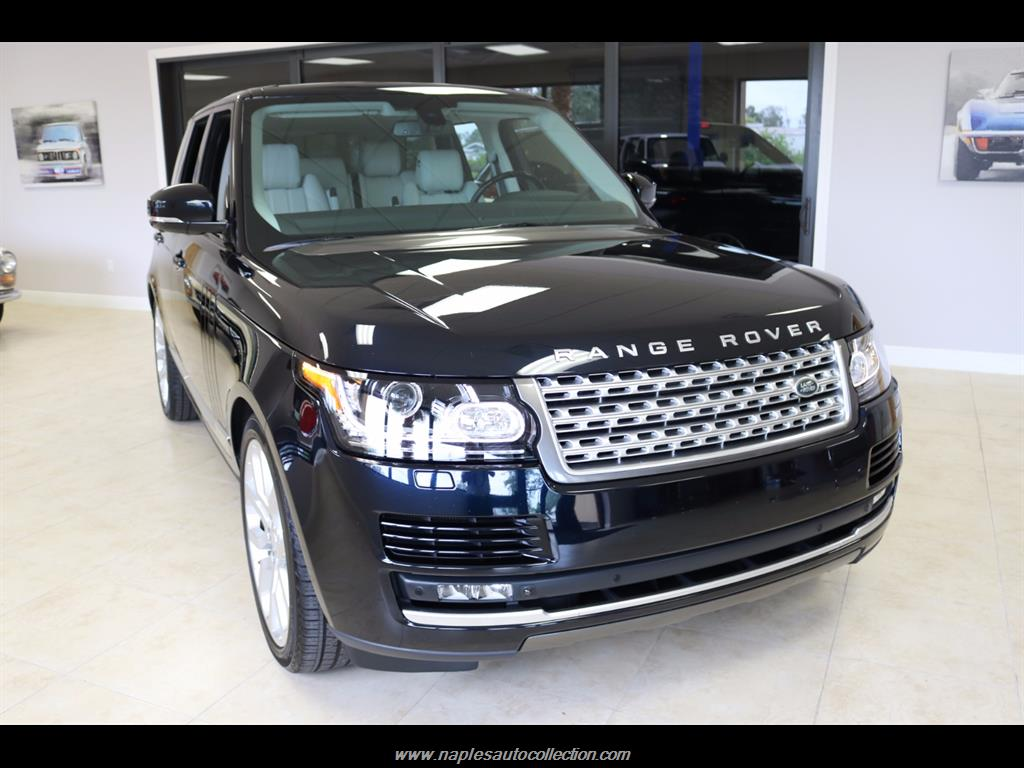 2015 Land Rover Range Rover Supercharged - Photo 5 - Fort Myers, FL 33967