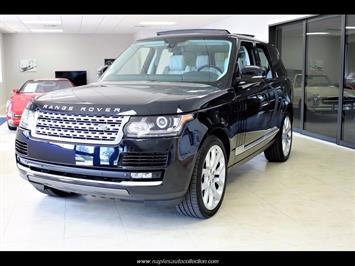 2015 Land Rover Range Rover Supercharged SUV