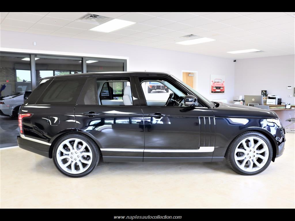 2015 Land Rover Range Rover Supercharged - Photo 3 - Fort Myers, FL 33967