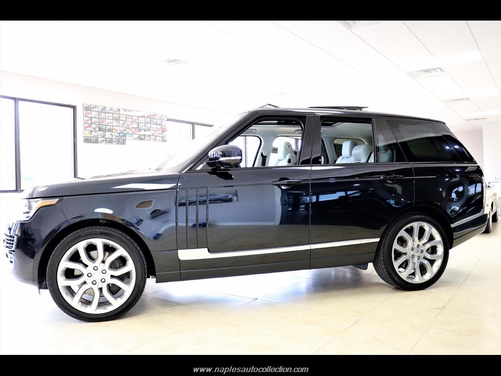 2015 Land Rover Range Rover Supercharged - Photo 2 - Fort Myers, FL 33967