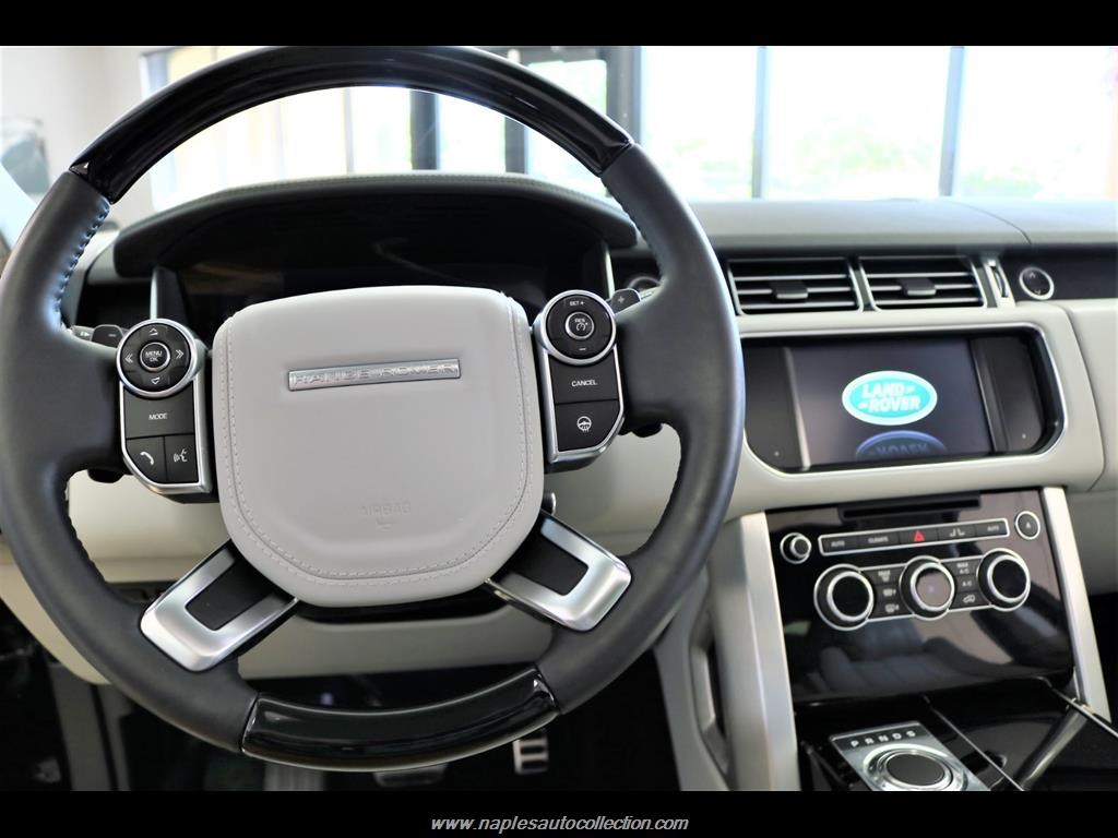 2015 Land Rover Range Rover Supercharged - Photo 12 - Fort Myers, FL 33967