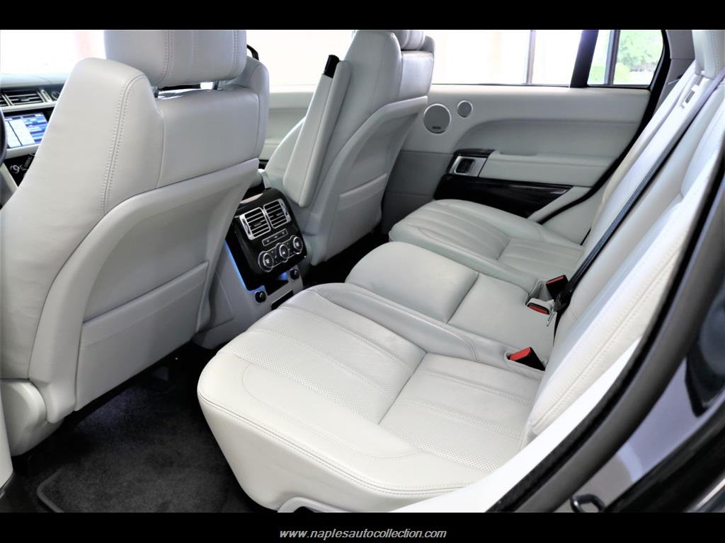 2015 Land Rover Range Rover Supercharged - Photo 20 - Fort Myers, FL 33967