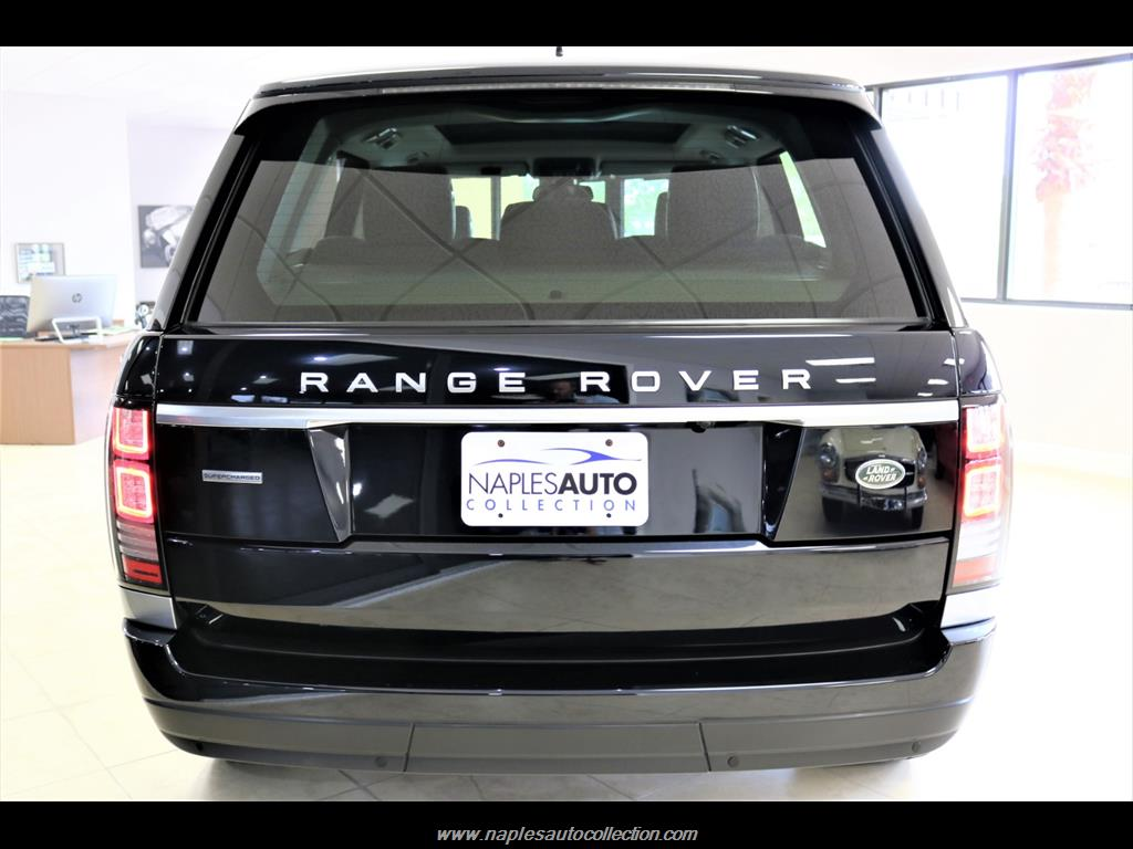2015 Land Rover Range Rover Supercharged - Photo 6 - Fort Myers, FL 33967